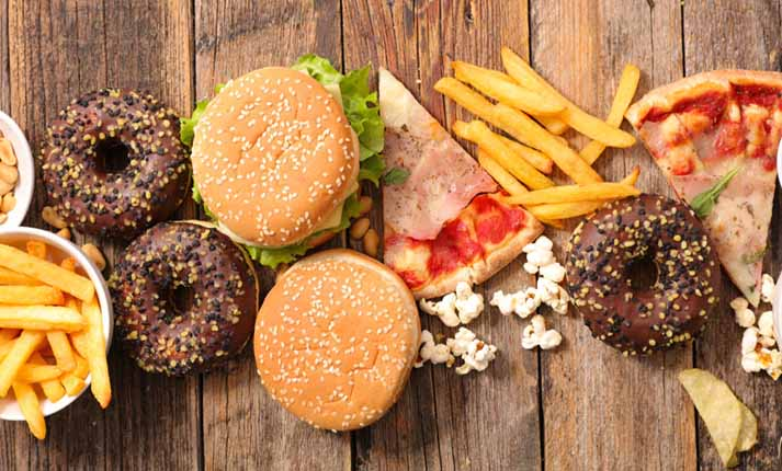 Πώς να περιορίσετε τα επεξεργασμένα τρόφιμα