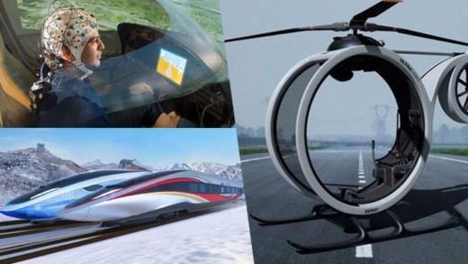 Πώς θα είναι τα οχήματα του μέλλοντος
