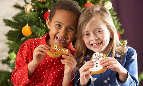 Πώς θα τηρηθεί το μέτρο στην παιδική διατροφή τα Χριστούγεννα