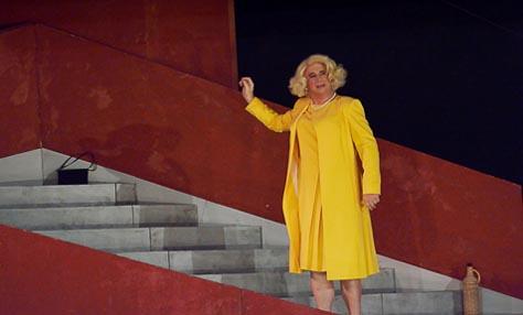 Πρεμιέρα για τη «Λυσιστράτη» την Πέμπτη 6 Ιουλίου στο Κατράκειο Θέατρο Νίκαιας