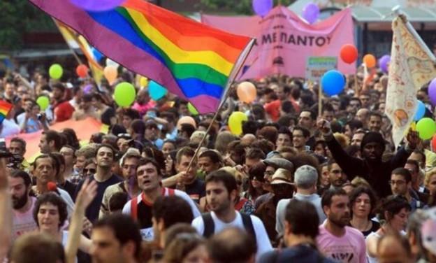 Pride: Παρέλαση υπερηφάνειας