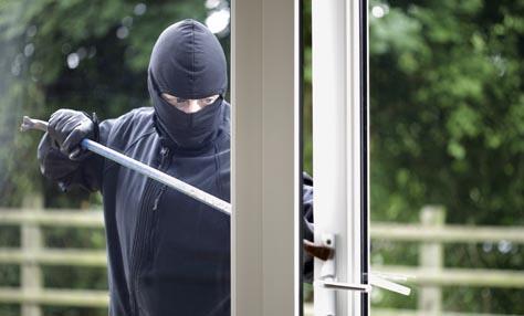 Προστατέψτε το σπίτι σας από εγκληματίες