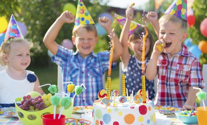 Πρωτότυπες ιδέες για παιδικά πάρτι