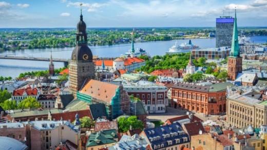 Ρίγα, η πρωτεύουσα της Λετονίας