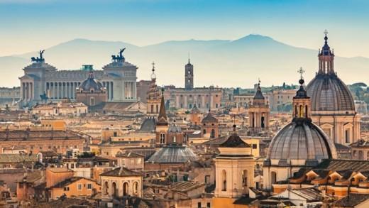 Ρώμη: η αιώνια πόλη