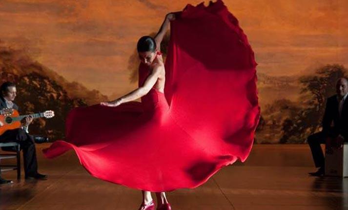 SARA BARAS -Η κορυφαία χορεύτρια Flamenco του κόσμου έρχεται επιτέλους στην Ελλάδα