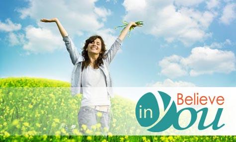 Σεμινάριο Believe In You: Θετική σκέψη – πώς να τη φέρετε στη ζωή σας!