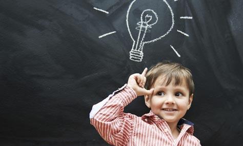 Σημάδια που το παιδί σας δείχνει να είναι έξυπνo