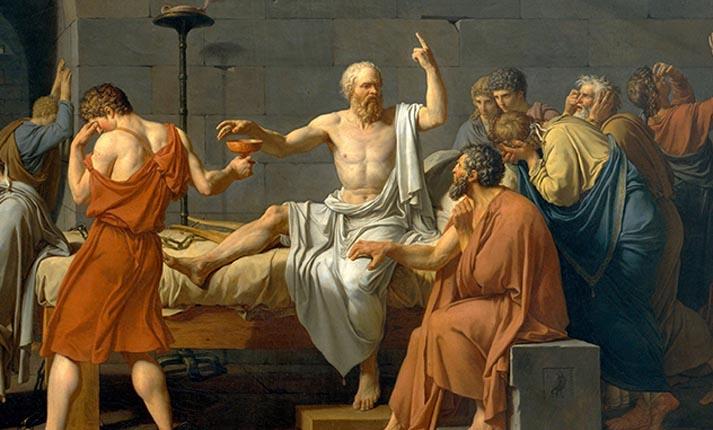 Σωκράτης, η πιο ηθική προσωπικότητα όλων των εποχών