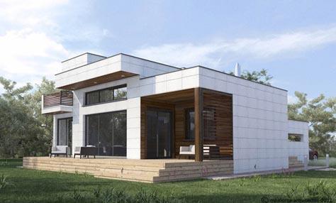 Σπίτια με «οικολογική» συνείδηση!