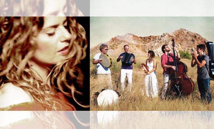 Συναυλία Τσαλιγοπούλου & Bogaz Musique, Encardia με ελεύθερη είσοδο