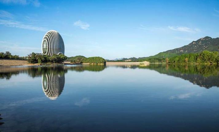 Sunrise Kempinski Hotel: Η ευρωπαϊκή κομψότητα συναντά την κινεζική παράδοση