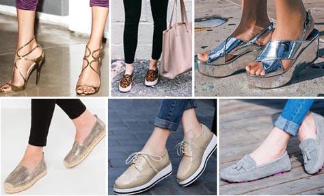 Τα έξι must ζευγάρια παπούτσια της αγοράς