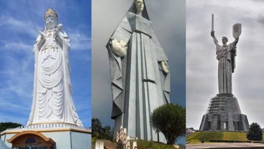 Τα επιβλητικότερα αγάλματα του κόσμου