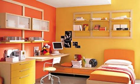 27bd5b42d58 Τα κατάλληλα χρώματα για το παιδικό δωμάτιο με βάση την ερμηνεία των  χρωμάτων