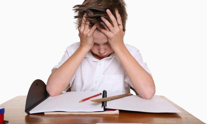 Τα κενά συγκέντρωσης στο παιδί