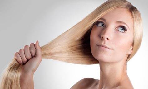 Τα μαλλιά μέσα από τη διατροφή