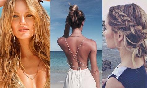 Τα πέντε hairstyles για να είσαι μοδάτη και στην παραλία