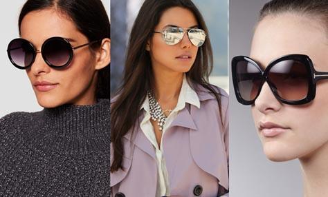 Τα πέντε πιο trendy γυαλιά ηλίου της αγοράς
