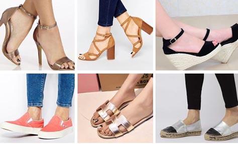 Τα πιο cool παπούτσια του φετινού καλοκαιριού