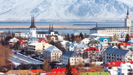Τα πιο όμορφα μέρη στο Ρέικιαβικ της Ισλανδίας