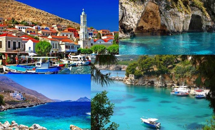Τα πιο ψαγμένα ελληνικά νησιά που ελάχιστοι γνωρίζουν