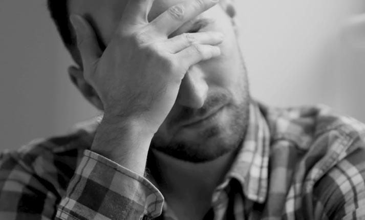Τα συμπτώματα της κατάθλιψης