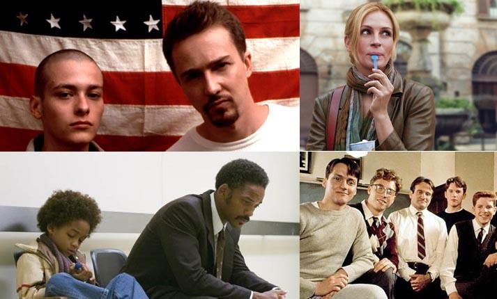 Ταινίες με σπουδαία μαθήματα ζωής