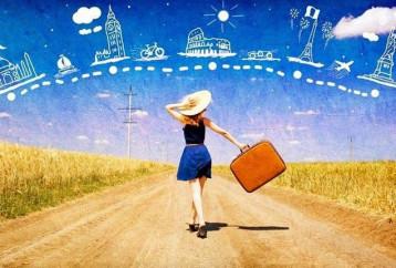 """""""Ταξιδεύοντας"""" στον κόσμο…"""
