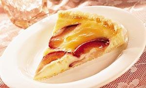 Τάρτα με μέλι και τυρί κρέμα