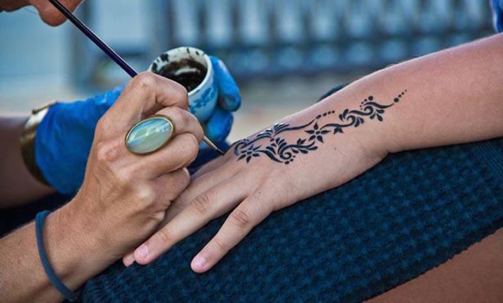 Τατουάζ χένας