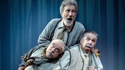"""Θεατρική παράσταση """"Ήρωες"""" στο θέατρο """"Κατερίνα Βασιλάκου"""""""