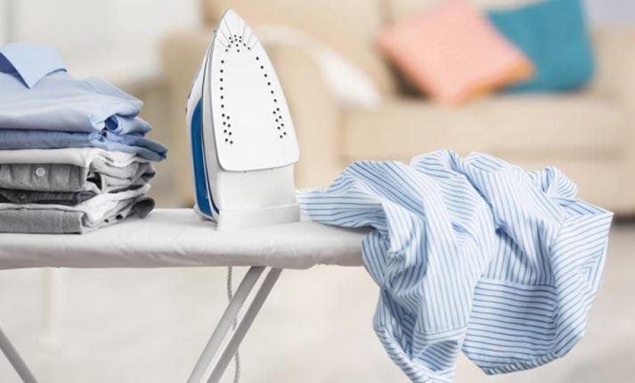 Θες να σιδερώνεις λιγότερο; Διάβασε προσεκτικά αυτά τα 5 tips