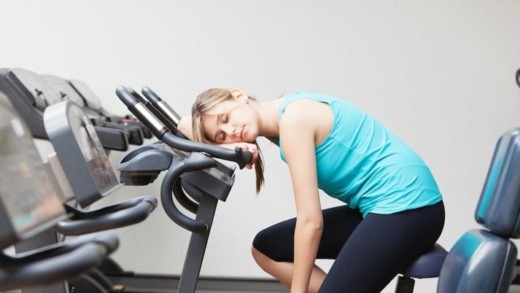 Τι να κάνεις όταν θες να πας στο γυμναστήριο, αλλά διαρκώς το αναβάλλεις