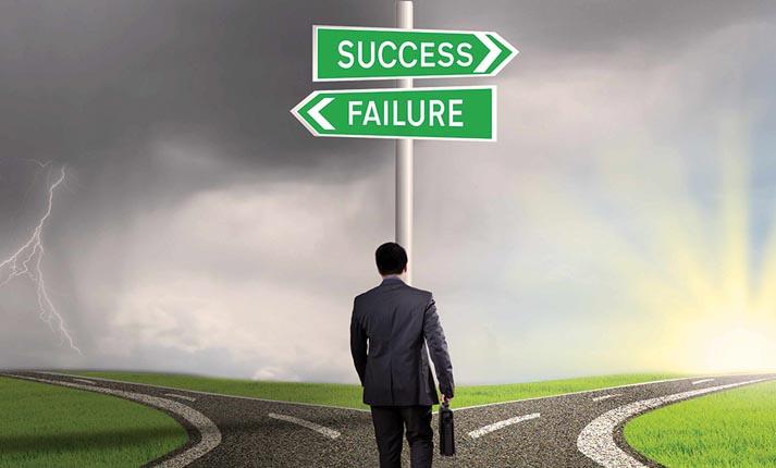 Τι να κάνουμε για να ξεπεράσουμε μια αποτυχία
