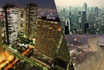 Τι σημαίνει πυκνοκατοικημένη πόλη;