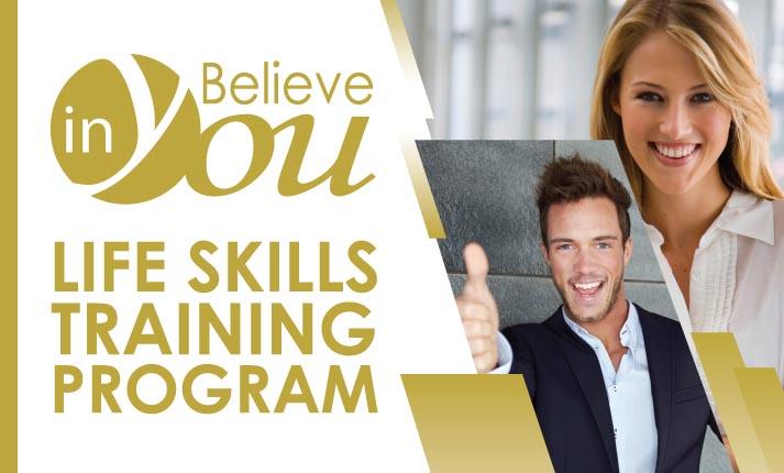 Το Life Skills Training του Believe in You έρχεται για πρώτη φορά και στη Θεσσαλονίκη