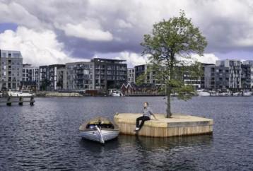 Το μικροσκοπικό τεχνητό νησί που επαναπροσδιορίζει τον ορισμό του δημόσιου χώρου