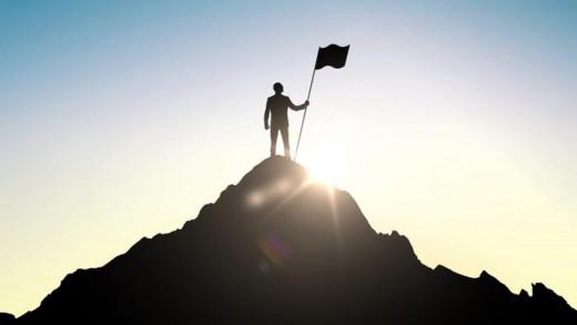 Το να θέτεις στόχους χωρίς να αναλαμβάνεις δράση, δεν επαρκεί για να τους επιτύχεις