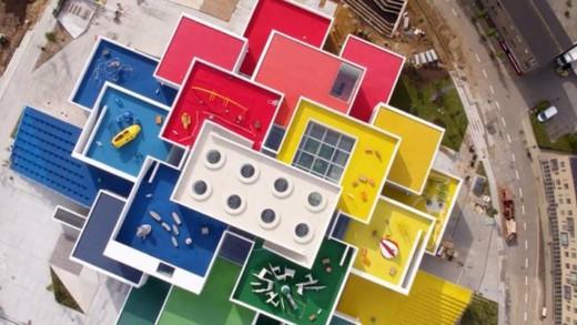 Το πρώτο σπίτι από τουβλάκια της Lego είναι γεγονός