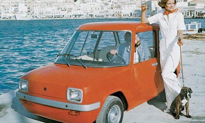 Το πρώτο σύγχρονο ηλεκτρικό αυτοκίνητο του κόσμου κατασκευάστηκε στην Ελλάδα!