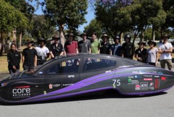 Το πρωτοποριακό όχημα που καλύπτει πάνω από 4.000 χιλιόμετρα με λιγότερα από 30 ευρώ