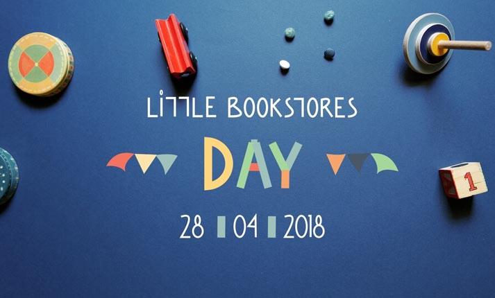 Το Σάββατο 28 Απριλίου η Αθήνα γιορτάζει την Ημέρα Μικρών Βιβλιοπωλείων!