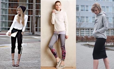 Τρεις τρόποι να υιοθετήσετε το athleisure style