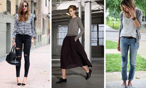 Τρεις τρόποι να υιοθετήσετε το casual chic style