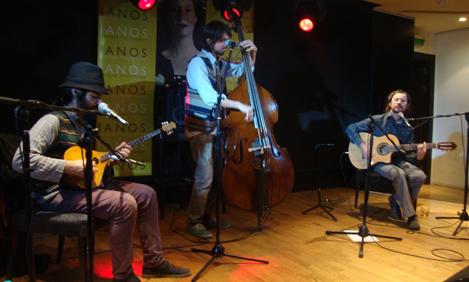 Trio Tekke… οι «σύγχρονοι» ρεμπέτες