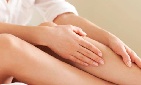 Υγεία των ποδιών με μασάζ και γιόγκα
