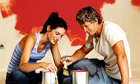 Βάψιμο σπιτιού: Τα χρώματα και τα πιο συνηθισμένα λάθη