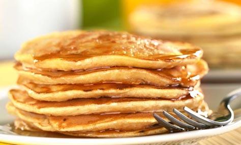 Βασική Συνταγή Pancake