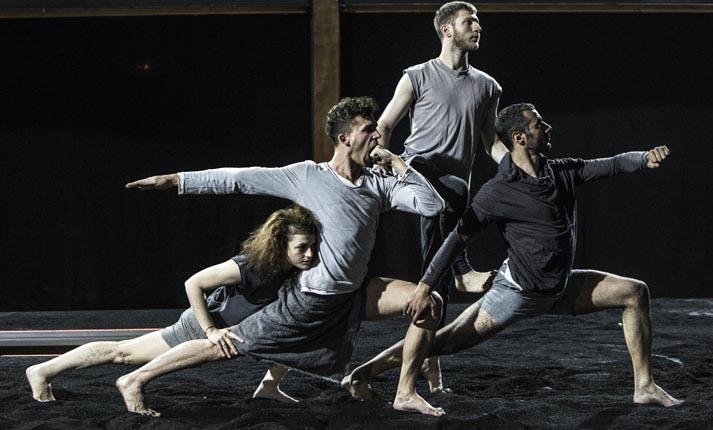 Βαβέλ, από το Χοροθέατρο Οκτάνα και τον Κωνσταντίνο Ρήγο